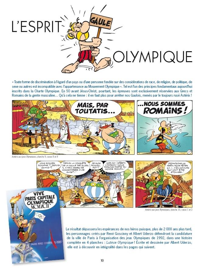 Le meilleur d'Astérix et Obélix - Vive le sport ! Sport111