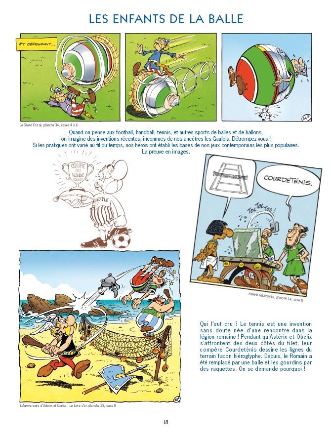 Le meilleur d'Astérix et Obélix - Vive le sport ! Sport113