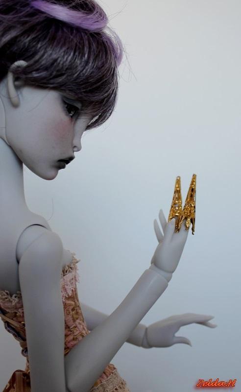 Olathe, Délicate en fleurs [Grey Lyse Cerisedolls] Olathe17