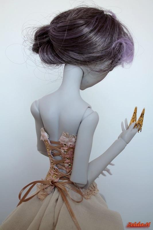 Olathe, Délicate en fleurs [Grey Lyse Cerisedolls] Olathe18