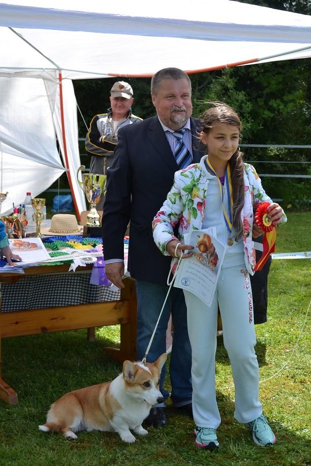 "SCANDINFVIAN SUMMER ""DOG SHOW СACIB CAC""  ""MOHOPORODNAY VEO""Чемпион Швеции Dsc_5716"