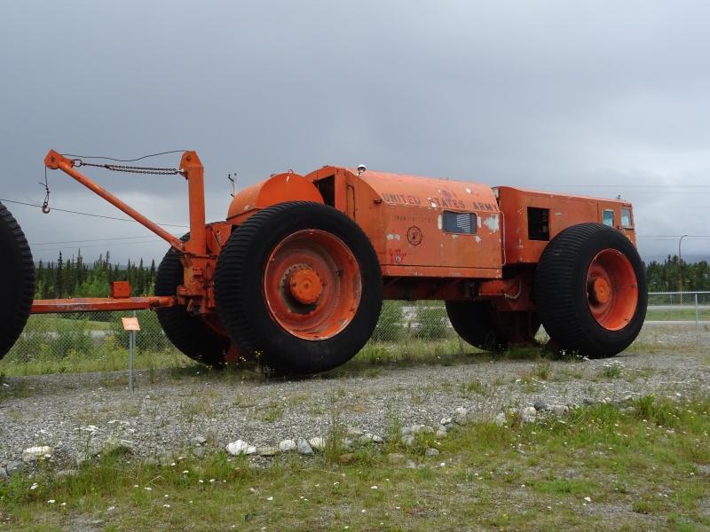 camping car lors de la construction de l'Alaska Highway...!!! Dsc03910