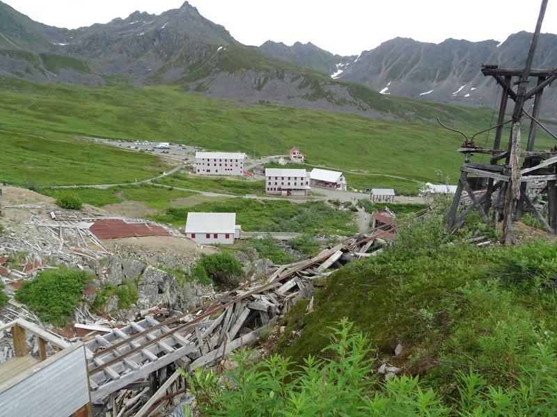 Alaska: Hatcher Pass Dsc05415