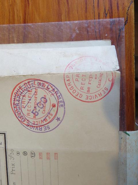 Cartes 1/50000 Algérie à dater Img_1034