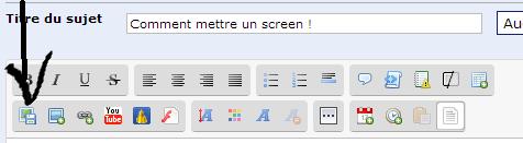 Comment mettre un screen !  Screen10