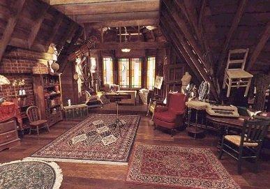 [Habitation] Chameleon Manor Attic210