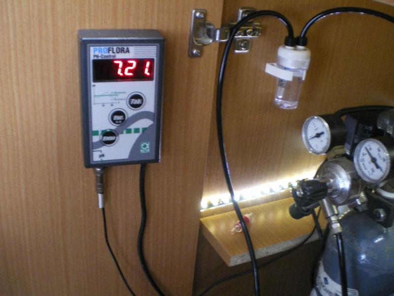 diffuseur proflora ph control jbl 111