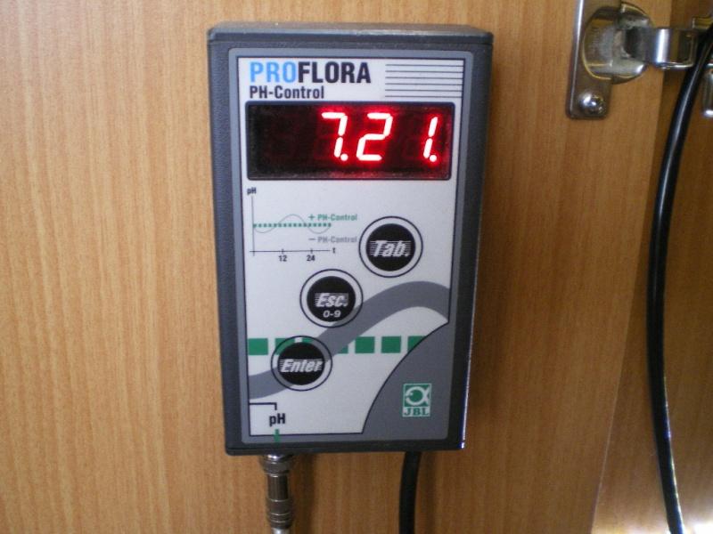 diffuseur proflora ph control jbl 211