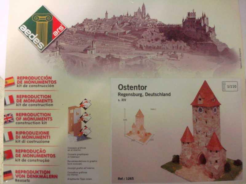 Aedes Ars ...La porte d'Ostentor Prysen10