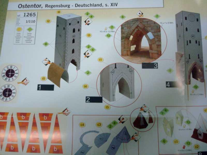 Aedes Ars ...La porte d'Ostentor Prysen11