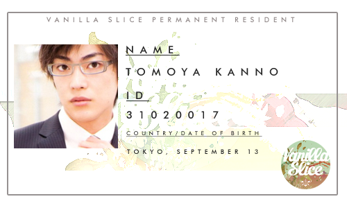Tomoya Kanno Ktp_1710