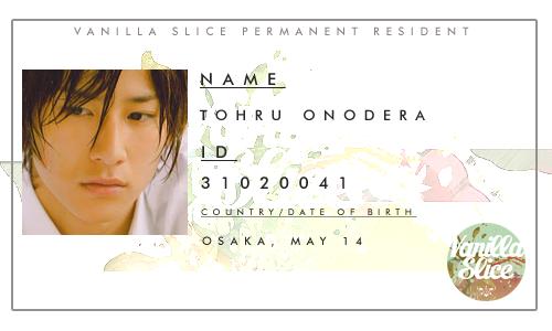 Tohru Onodera Ktp_4110