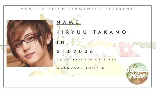 Kiryuu Takano Ktp_6110