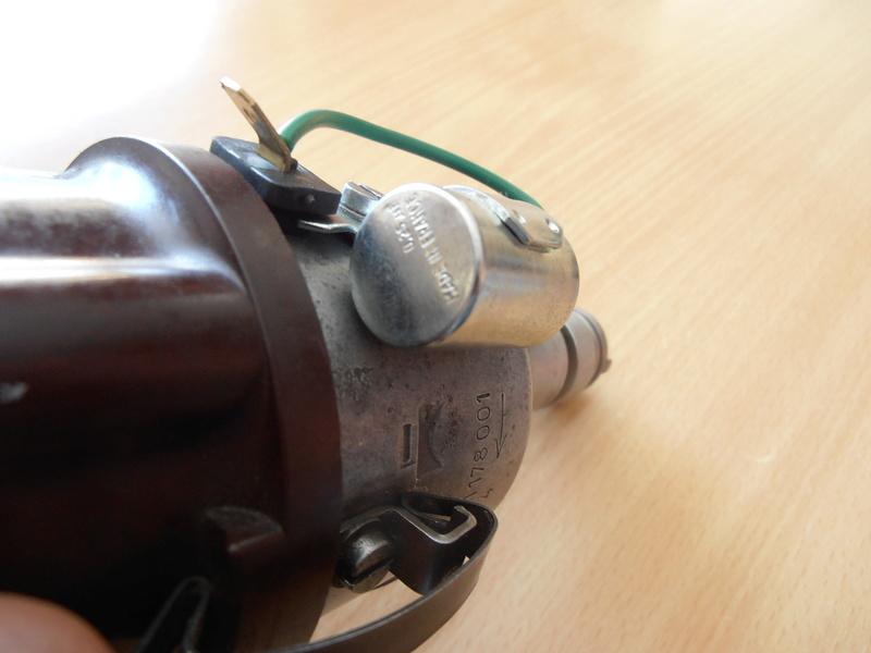 condensateurs pour nos NSU Conden10