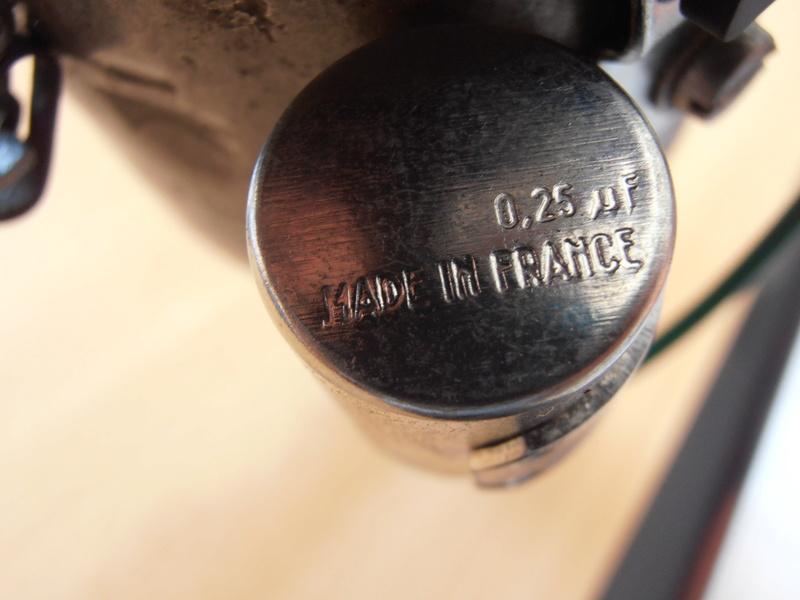 condensateurs pour nos NSU Conden11