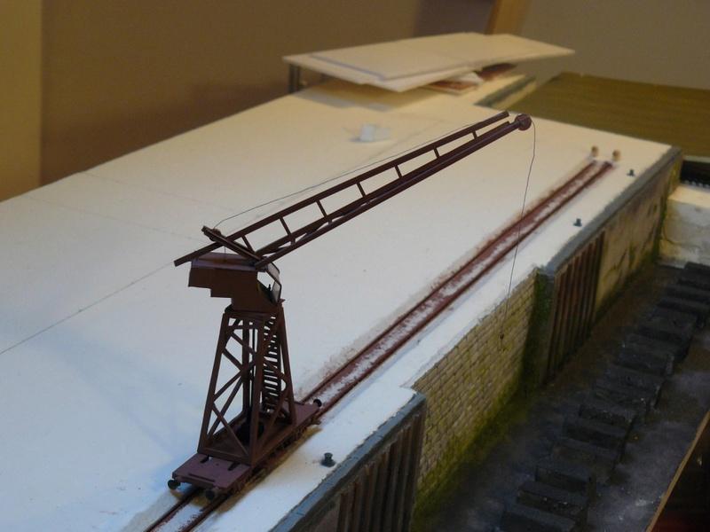 Diorama Mistel 1 - les préparatifs d'un grand BOUM - Page 5 Grue2_10