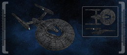 Kelvin Timeline Intel Dreadnought Cruiser T6 - classe Vengeance