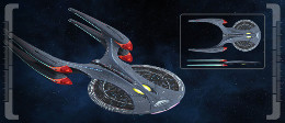 Temporal Cruiser T6 – Sagittarius Class