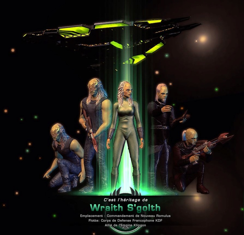 Wraith Queen@alexpov - provenant de StarGate Atlantis Captu232