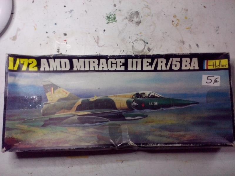 Mirage III RD de ER 3/33 Moselle en 1988 (Heller) Img_2067