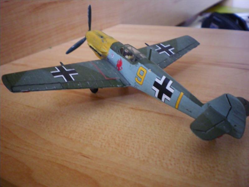 BF 109 E4 E7 (airfix) Imgp0110