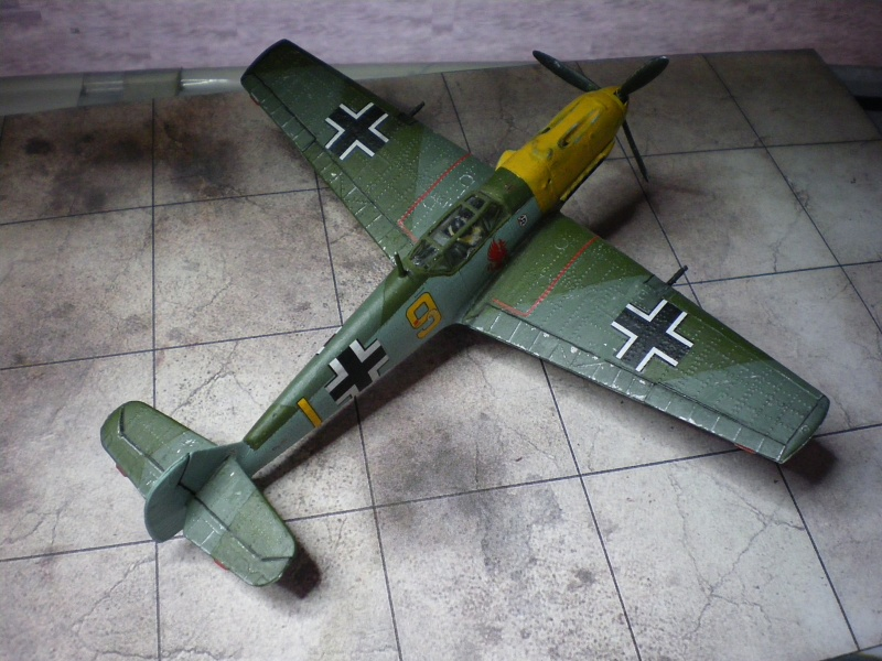 BF 109 E4 E7 (airfix) Imgp0210