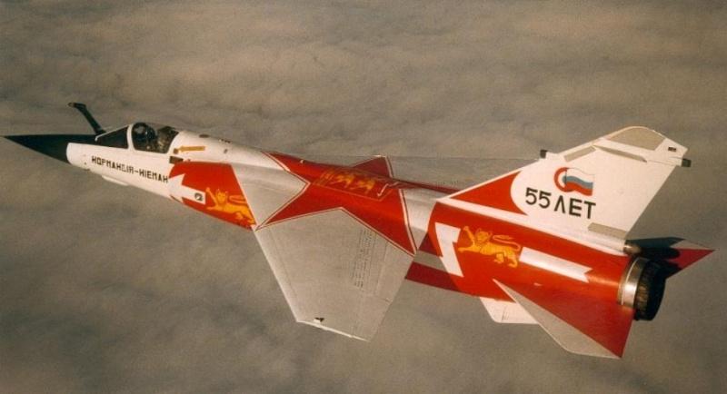 Mirage F-1 CT (Heller) Dissolution Normandie Nièmen 2009  Mirage10