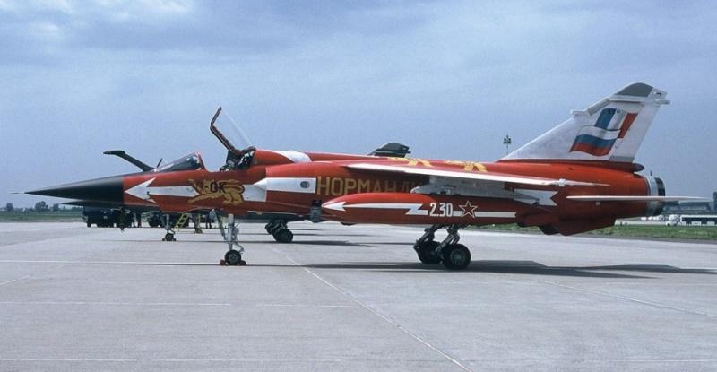 Mirage F-1 CT (Heller) Dissolution Normandie Nièmen 2009  Norman10