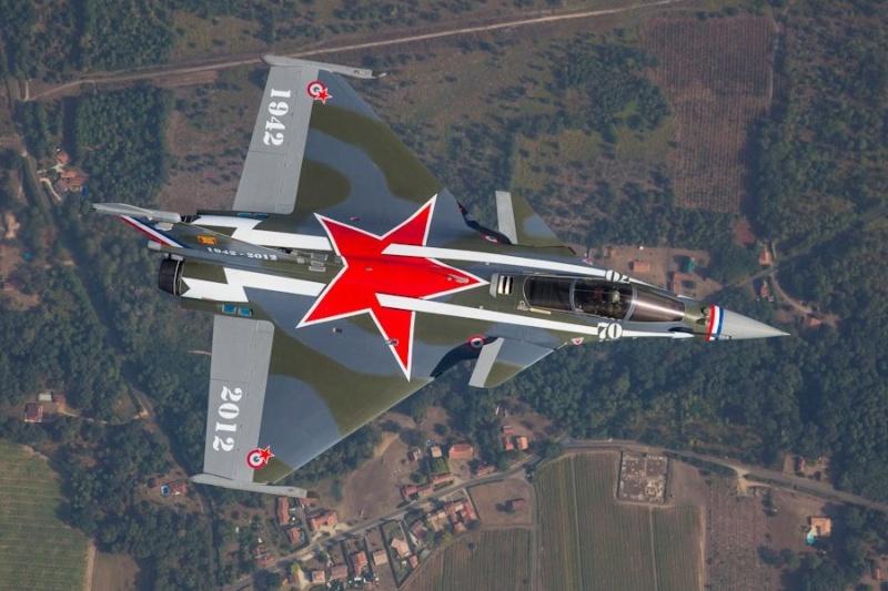 Mirage F-1 CT (Heller) Dissolution Normandie Nièmen 2009  Ob_81010