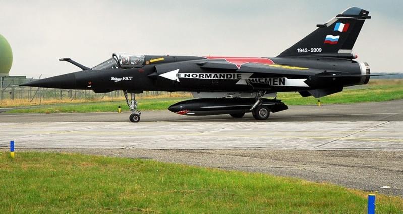 Mirage F-1 CT (Heller) Dissolution Normandie Nièmen 2009  Rc2-3010