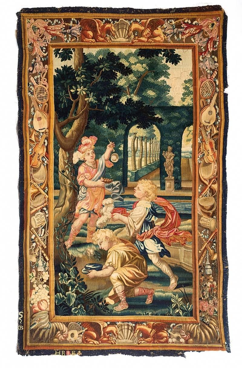 expo. Beauvais 350 ans Portraits d'une manufacture Tapiss10