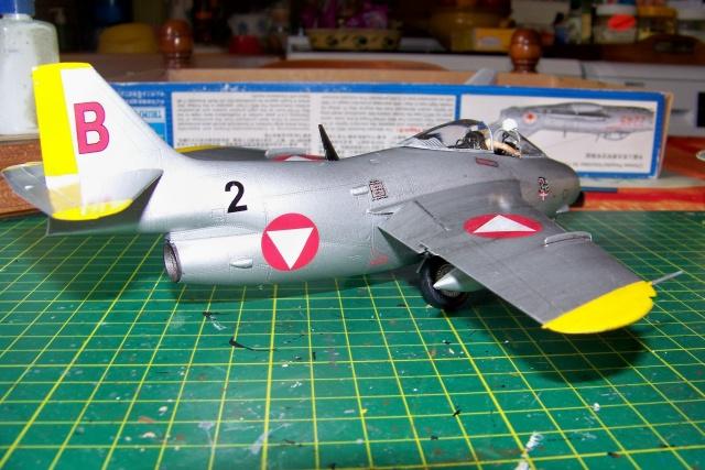 SAAB J-29F 1/48 ( fini ) - Page 2 100_0633