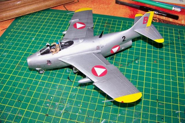 SAAB J-29F 1/48 ( fini ) - Page 2 100_0636