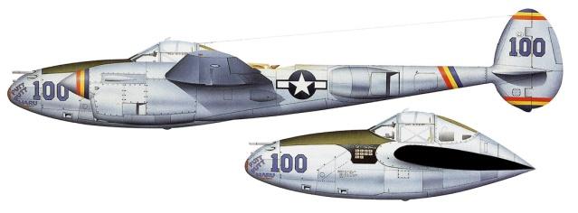 P-38/F-5E Lightning (rajout des 4 zings) 3_7010