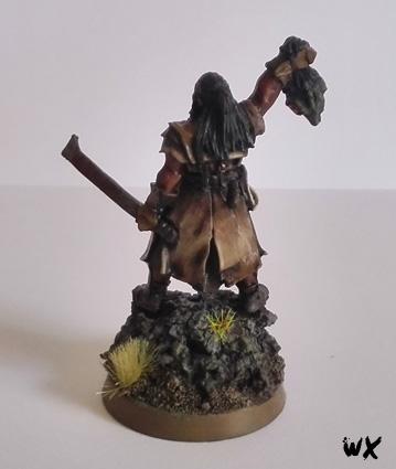 Golden Sauron n°3, Catégorie 1 : Héros Pédestre Ugluk022