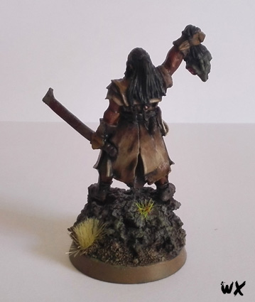 Golden Sauron n°3, Catégorie 1 : Héros Pédestre Ugluk024