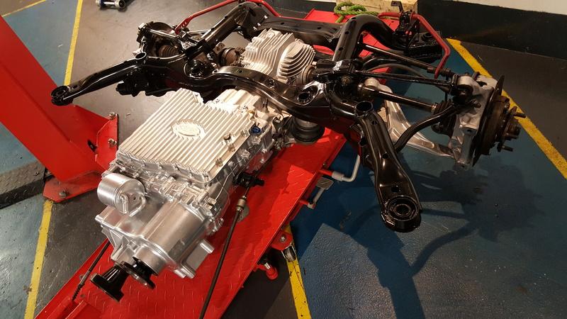 GTR35 gearbox issues again 20160811