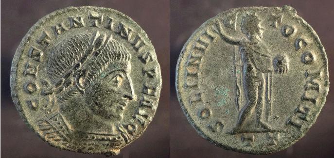 Collection Caius Lucius - Page 2 Consta11