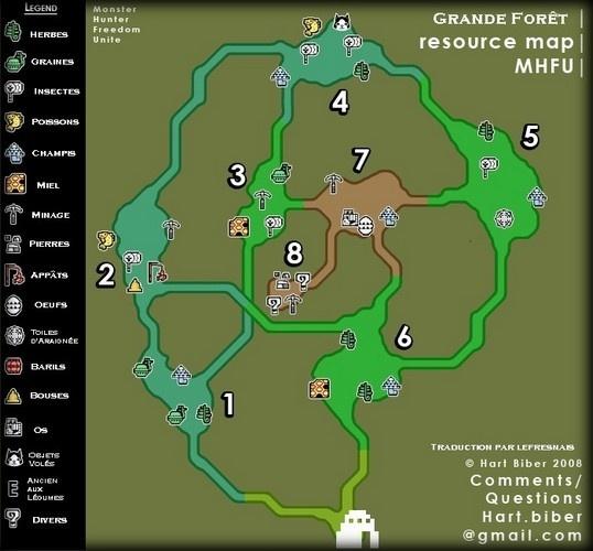 liste des map Grande10