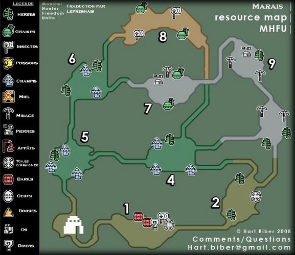 liste des map Marais10