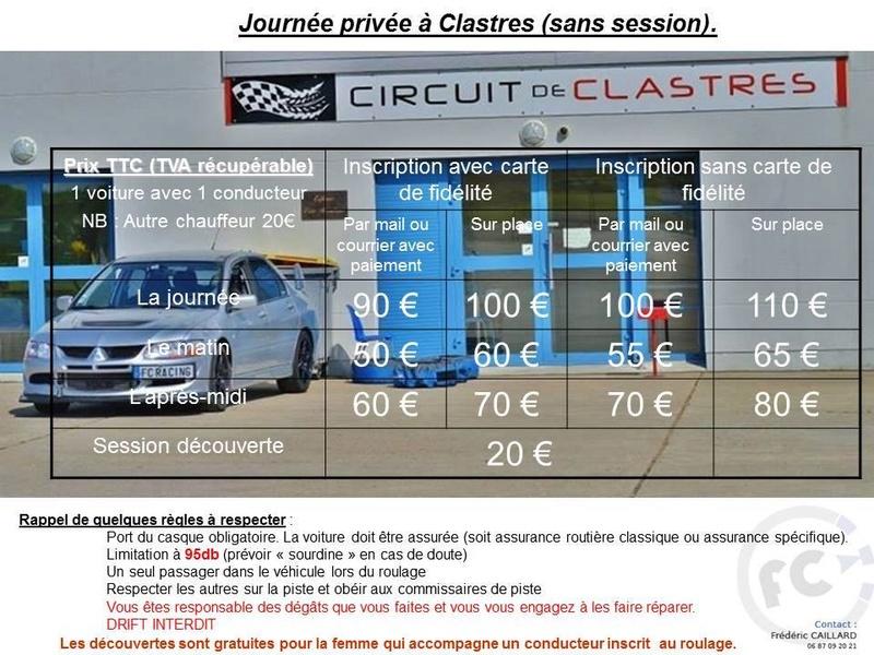 [02] Sortie Clastres  avec FC Racing - 25/09/16 13920610
