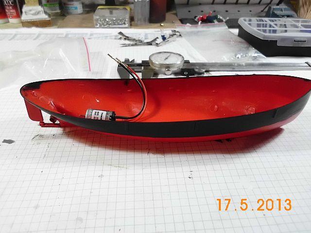 Revell 05207 - Hafenschlepper 1/108 - Fertig 119