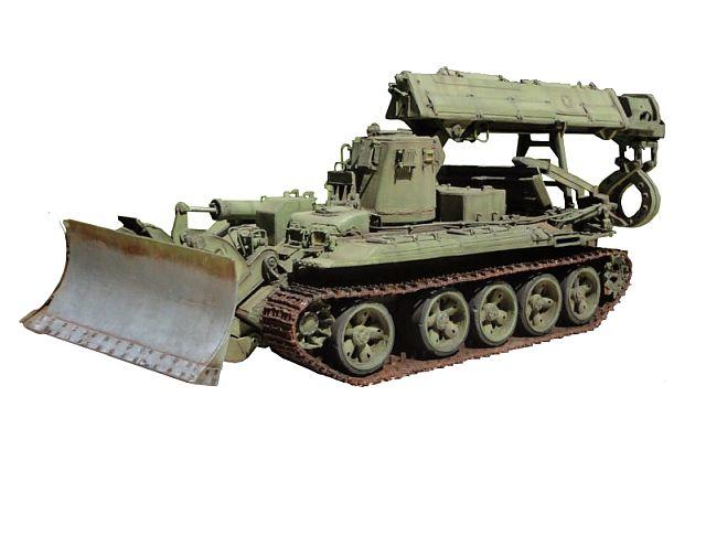 E63 - Multifunktionspanzer IMR1 (Objekt 606) in 1/35 kostenloser Download 12121210