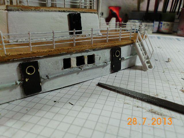 Robbe Cap Domingo 1/100 - Aufarbeit / Restaurierung - Seite 5 122