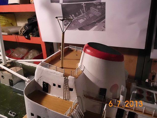 Robbe Cap Domingo 1/100 - Aufarbeit / Restaurierung - Seite 5 212