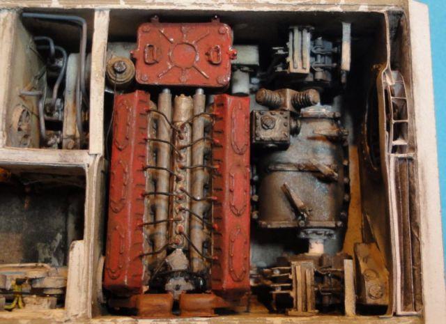 E63 - Multifunktionspanzer IMR1 (Objekt 606) in 1/35 kostenloser Download 22222210