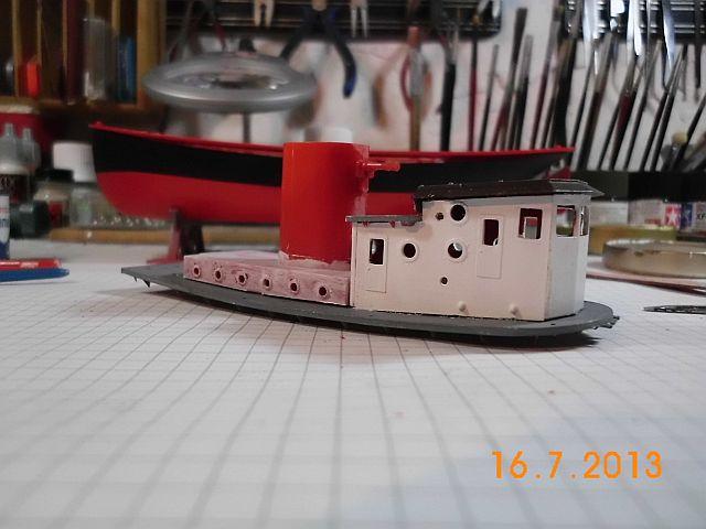 Revell 05207 - Hafenschlepper 1/108 - Fertig 317