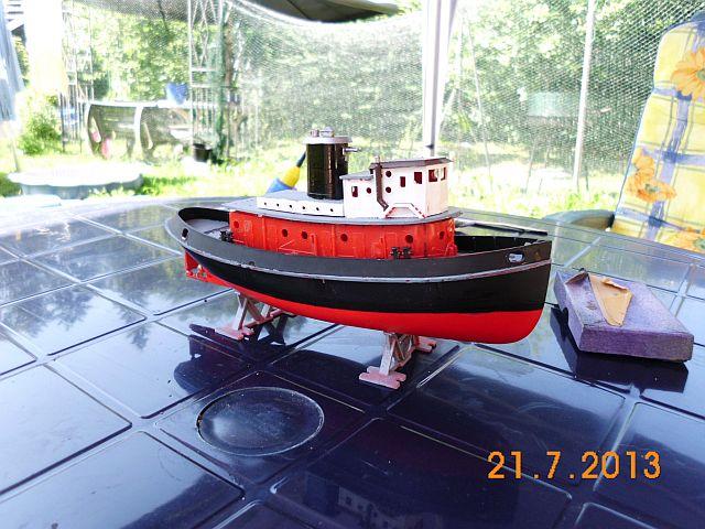 Revell 05207 - Hafenschlepper 1/108 - Fertig 514