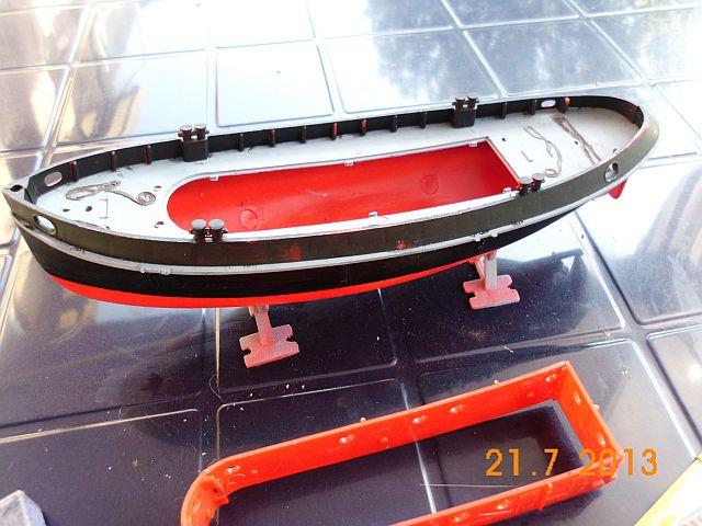 Revell 05207 - Hafenschlepper 1/108 - Fertig 5a10