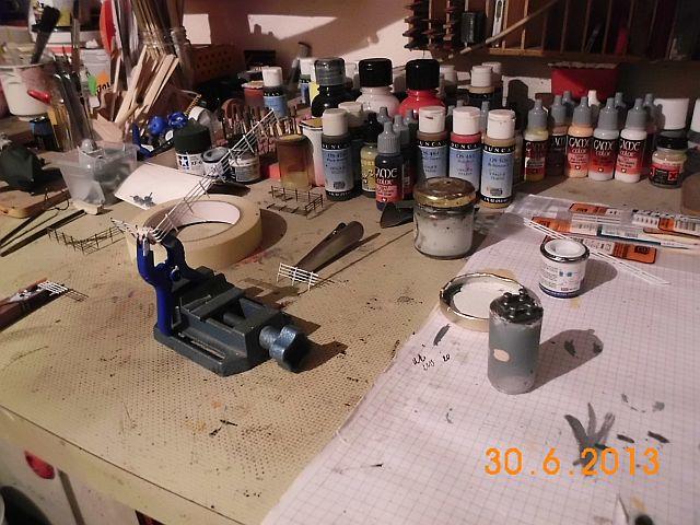 Robbe Cap Domingo 1/100 - Aufarbeit / Restaurierung - Seite 4 610